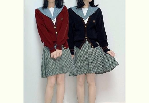 【話題】森英恵さんデザインした制服4種類がぜんぶ可愛い!こんな制服着てみたかった