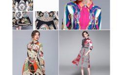 【ファッション】「このお店のワンピースすごいインパクトだから見て!」→かわいい!と話題
