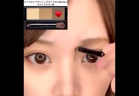 【整形メイク】鼻を小さく見せるためのメイクテクニックがすごい!