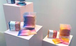 日本最先端のデザイン学校、桑沢デザイン研究所の学生が公開した卒展作品「隠されない生理用品」が話題。商品化希望の声が殺到!