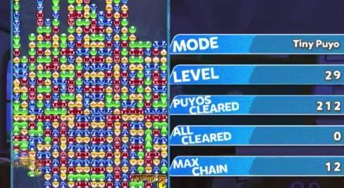 【ゲーム】ぷよぷよで「地球」が完成する瞬間をとらえたぞ!