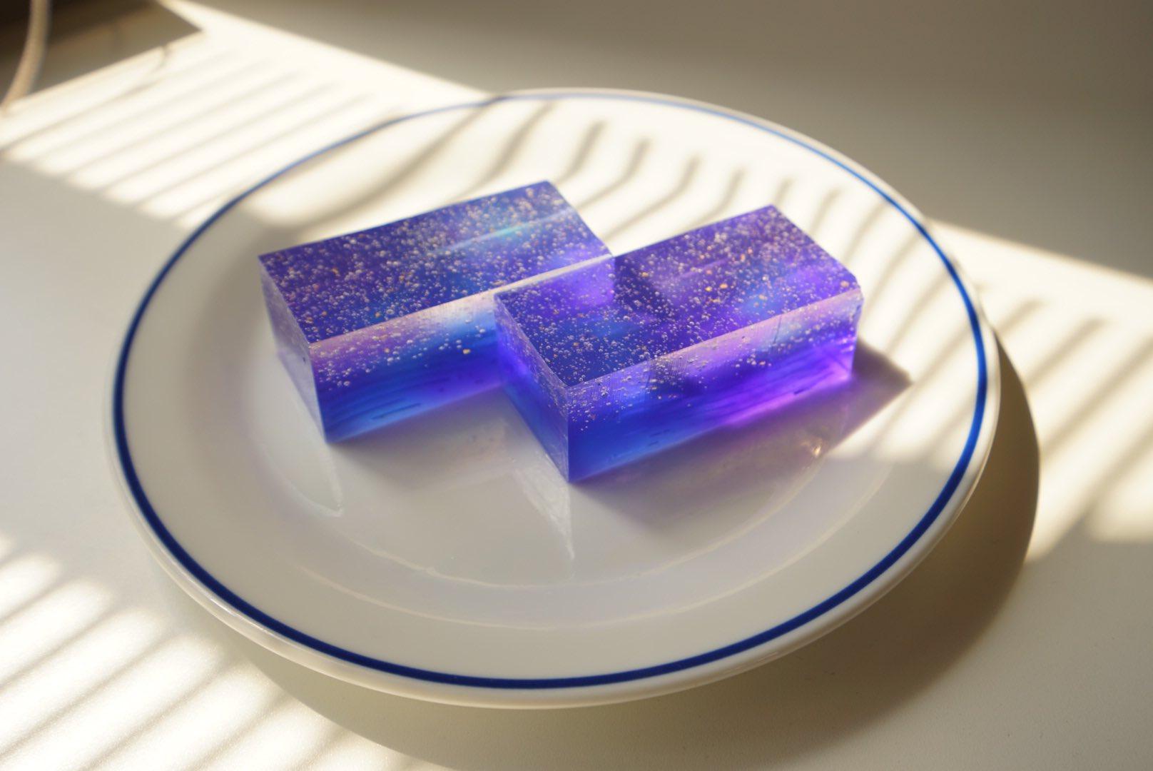 """【星降る夜に】山形で購入した「和菓子」が """"ため息が出るほど"""" 美しい!"""