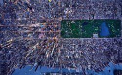 【すごい】ニューヨークの街を真上から撮影した写真が話題
