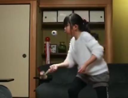 【プロ】天才少女による「けん玉」が上手すぎる!