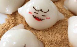 【マリオ】白玉で作った「テレサ」が可愛すぎる。食べるの勿体無い!