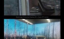 【CGを使わない】ハリウッドで使われ始めた「巨大ディスプレ撮影」凄いな〜
