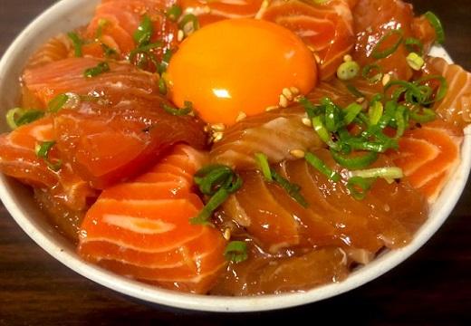 【カンタン】日本サーモン協会代表直伝!混ぜて置いておくだけの最強レシピが超絶おいしそう!