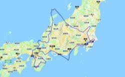 【びっくり】北海道を本州に重ねて見ると‥ものすごく大きい!と話題に