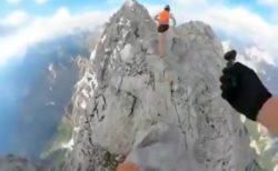 【ひっ】最高標高2713の山をハイキングしている動画が話題