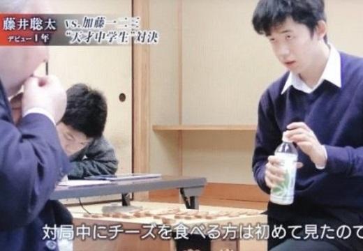 【w】中学生の頃の藤井聡太棋聖、加藤一二三さんと対局した時の逸話が話題