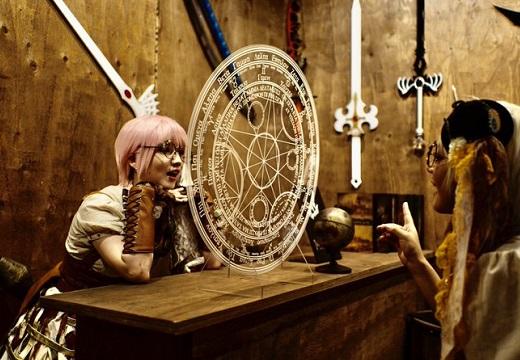 【大反響】匠工芸が作った「魔法陣飛沫防止パーティション」1時間で完売、再々販中!