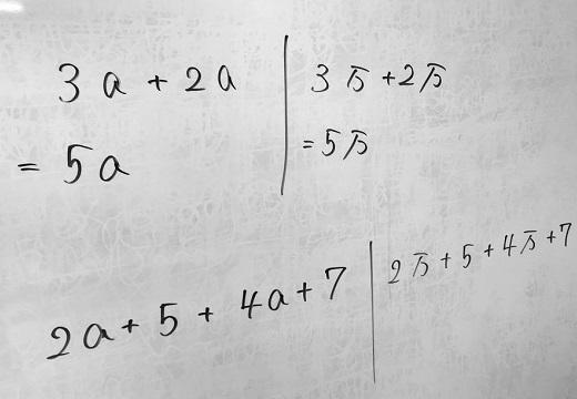 【天才】文字式の加減法「a」を「万」にすると急に理解しやすくなることが判明!
