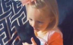 【天使】少女と子猫の動画が話題「にやにやしちゃうw」「絵画みたい」