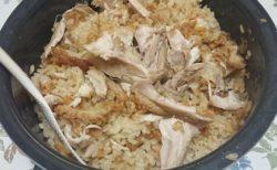 【グルメ】炊飯時にケンタのチキン入れるだけ!確実においしい炊き込みご飯が話題