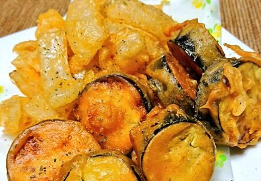 【グルメ】つけて揚げるだけ!野菜が劇的においしくなる「オニオンリングの素」が話題