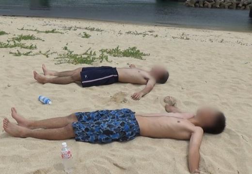 【日焼け止めは本当に効くのか】沖縄の若者が体を張って検証!値段の違いの検証も