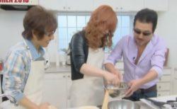 【w】THE ALFEEさんの料理動画が大好評「癒される」「おもしろくて元気でる!」