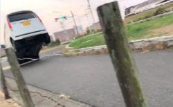 【動画】軽自動車の華麗なジャンプが話題「ラリー?!」「火花がすごいw」