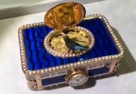 【動画】1721年生まれの時計職人さんが作ったからくり時計にネット騒然