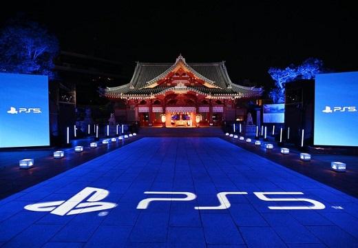【動画】神田明神の境内でPS5発売記念イベント。あまりの荘厳さが話題に