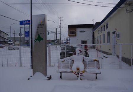 【閲覧注意】北海道のマックで激写されたドナルドさん、恐すぎると話題に