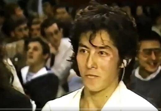 【鳥肌動画】真田広之さん、1982年の全日本空手道選手権大会が話題に