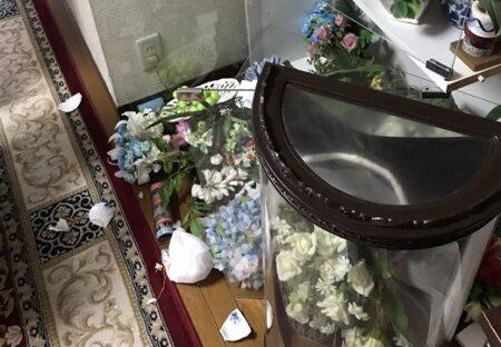 【お金】地震で家の中が散乱‥片付ける前に写真!保険金200万円降りた人の体験談