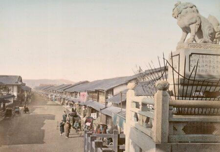【話題】明治時代初期に撮影された京都の写真4枚、息をのむほど美しい