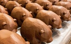 【可愛いすぎ】人気店のパティシエさんが作る「キボリーヌショコラ」が話題!くまの中には・・