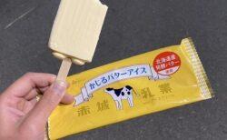 【濃厚で140kcal】赤城乳業が作った「かじるバターアイス」激おいしいらしい!