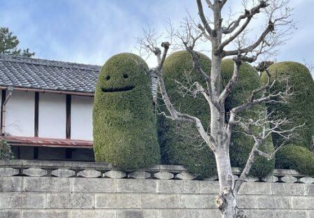 【職人技】見た人みんなを笑顔にする、お茶目な植木が話題に「職人さんってすごい!」