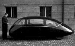 【流線形】ドイツで1939年に公開されWWIIを経て消えた幻の車、超絶かっこいい