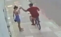 【動画】女性のスマホを盗んだ瞬間から逮捕までの一部始終。市民の連携が凄すぎる!
