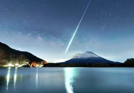 【画像たくさん】各地で目撃された昨夜の火球、運よく撮影できた方々の写真が凄い