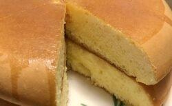 【ぐりとぐら感】「絵本みたい」メレンゲ不要で作れるホットケーキミックスが話題に