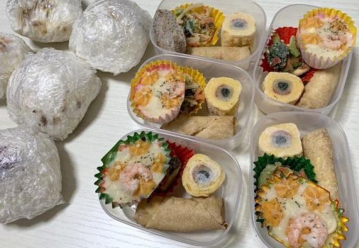 【天才】弁当作りを続ける女性の画期的アイディアが話題に「買ってきた冷凍食品は弁当箱に詰めてから冷凍する」