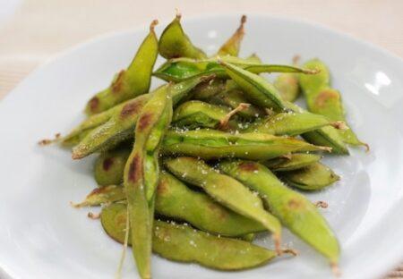 【グルメ】八百屋さん直伝「おいしい焼き枝豆の作り方」が大反響!水に浸す!
