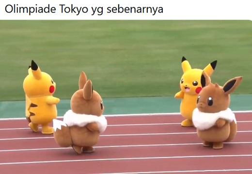 【w】外国で超バズり中「本物の東京オリンピック」がこちら(・∀・)
