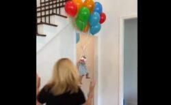 【!】「風船つけた赤ちゃんが浮かび上がってくドッキリ」うますぎるw
