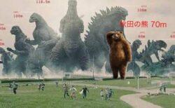 【体長70mの熊】秋田の熊出没情報公式さん、1文字間違えてとんでもないツイートにw