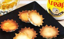 【クリープ焼くだけ】森永公式さんのカンタン焼き菓子「サクサクリープ」絶賛の声が続々